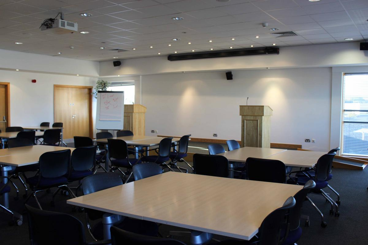 meeting room hire sheffield